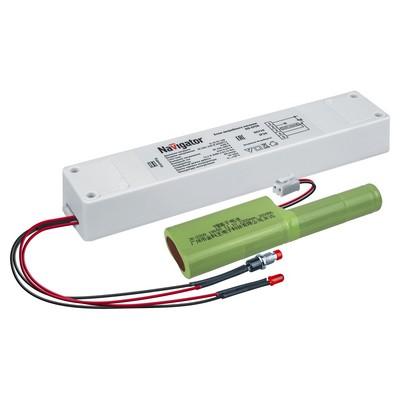 Блок аварийного питания Navigator 14 234 ND-EF06 24W, для светодиодных LED светильников IP20 (1час)