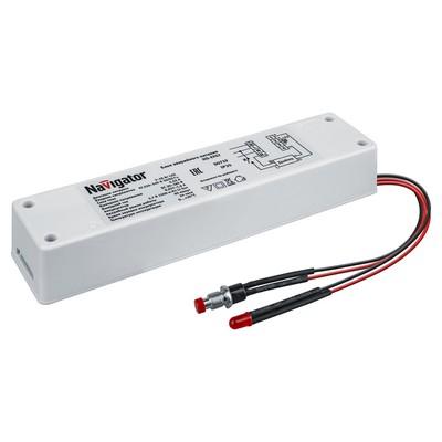 Блок аварийного питания Navigator 14 235 ND-EF07 48W, для светодиодных LED светильников IP20 (1час)