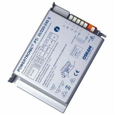 ЭПРА Osram PTi 35W/220-240 S 110X75X30 для металлогалогенных ламп мощностью 35 Ватт