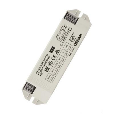 ЭПРА Osram QTZ8 2X18/220-240 150x40x28mm для люминесцентных ламп T8