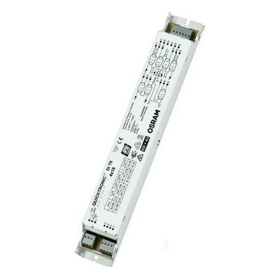 ЭПРА Osram QTZ8 4X18/220-240 210x40x30mm для люминесцентных ламп T8