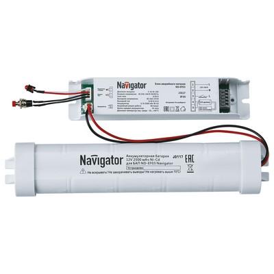 Блок аварийного питания Navigator 61 028 ND-EF03 24W, для светодиодных LED светильников IP20 (1час)