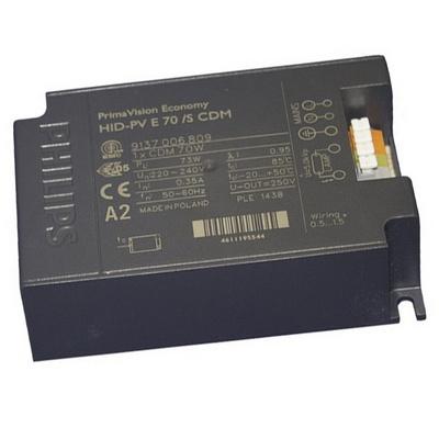 ЭПРА Philips HID-PV E 35/S CDM 220-240V 110x75x33 для металлогалогенных и натриевых ламп мощностью 35 Ватт