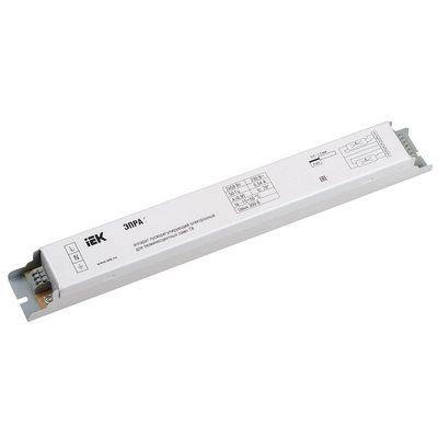 ЭПРА ИЭК 2x18W для люминесцентных ламп T8