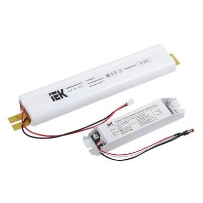 Блок аварийного питания ИЭК БАП40-1,0 (40W) для светодиодных LED светильников IP20 (1час)