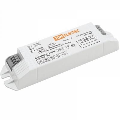 ЭПРА TDM 1x18W EB-T8-118-EA2 для люминесцентных ламп T8