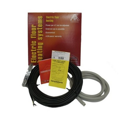 Греющий кабель Arnold Rak 189Вт 10,5 метров двухжильный не требующий стяжки