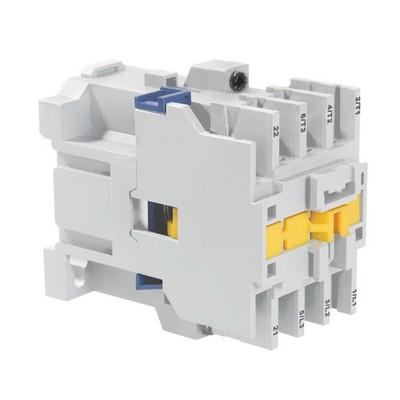 Контактор ИЭК ПМ12К-016150 16А, с катушкой управления 400В/АС3, 1НО