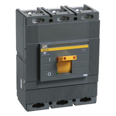Автоматический выключатель ВА88-40, 3-полюсный, 630А 35кА ИЭК