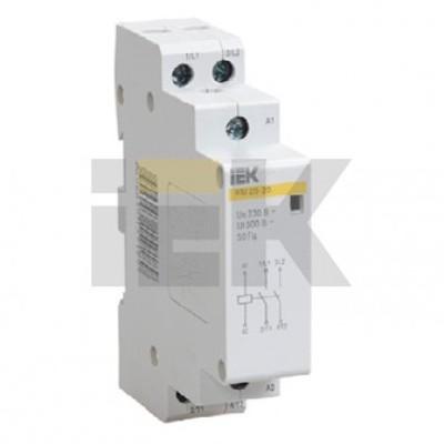 Контактор модульный КМ20-20 AC ИЭК 230В