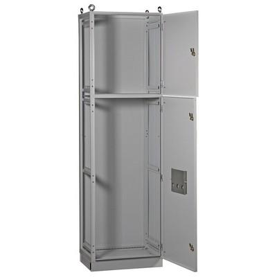 Шкаф ИЭК ВРУ-2 TITAN напольный, цельносварной, 1800х450х450, IP31