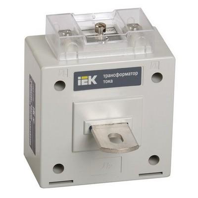 Трансформатор тока ИЭК ТОП-0,66 10/5А 5ВА, класс точности 0,5