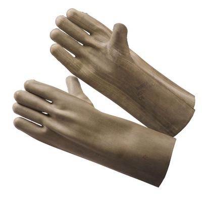 Перчатки диэлектрические штанцованные со швом 1кВ