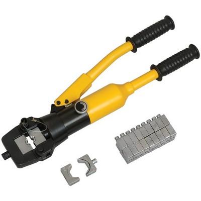 Пресс гидравлический ручной ИЭК, с ручным клапаном ПГРК1-300