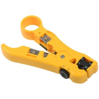 Инструмент ITK, зачистки обрезки кабеля коаксиального RG6/7/11/59