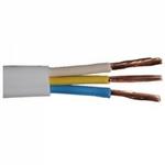 Провод бытовой ПУГНП (ПГВВП) 3х1.5 установочный