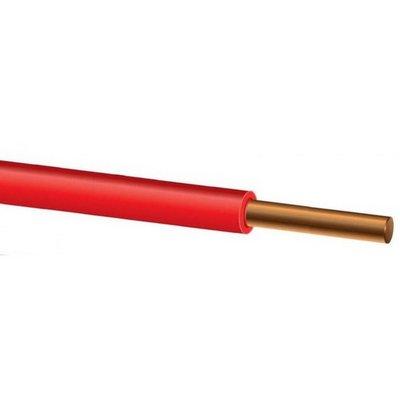 Провод установочный ПуВ (ПВ-1) 1,5 красный
