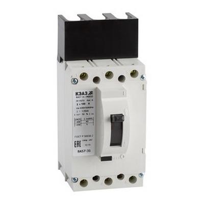 Выключатель автоматический КЭАЗ ВА57-31-340010-100А-1200-690AC-УХЛ3