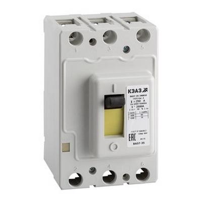 Выключатель автоматический ВА57Ф35-340010-100А-1000-400AC-УХЛ3-КЭАЗ