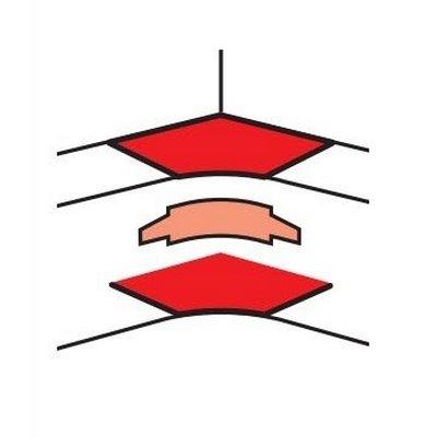 Legrand DLP угол внутренний переменный 80/100-градусов для кабель-каналов 65х150/195 белый