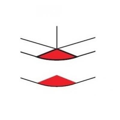 Legrand DLPlus угол внутренний/внешний переменный для мини-плинтусов 20x12,5 белый