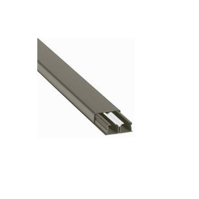 Мини-плинтус Legrand DLPlus 40x16 2 отделения длина 2,1 м коричневый
