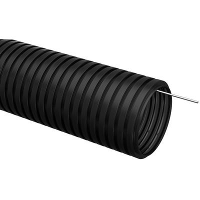 Гофрированная труба ПНД d16мм, с зондом