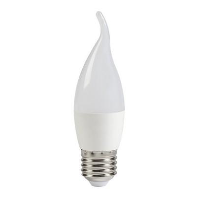 Лампа светодиодная ИЭК ECO CB35 свеча на ветру 5Вт 230В 3000К E27