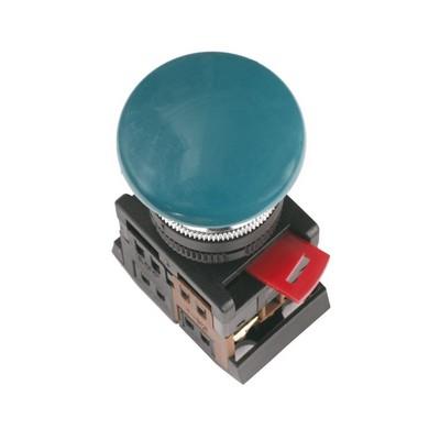Кнопка управления ИЭК, AEА-22 Грибок зеленый d22мм 1з+1р