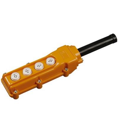 Пульт управления тальферный ПКТ-62 на 4 кнопки IP54 ИЭК