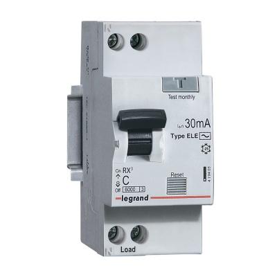 Дифференциальный автомат Legrand RX3 АВДТ 16А 30ма 1п+Н AC