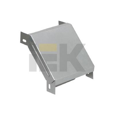 Поворот кабельного лотка на 90-градусов вертикальный внешний 35х300 ИЭК (IEK)