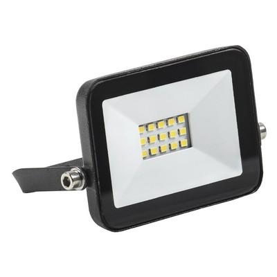 Прожектор светодиодный ИЭК (IEK) 10Вт СДО 06-10 черный IP65 4000K