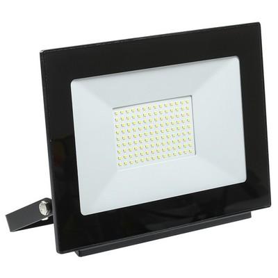 Прожектор светодиодный ИЭК (IEK) 50Вт СДО 06-50 черный IP65 4000K