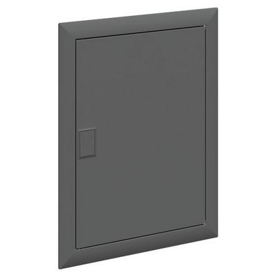 BL621 Дверь серая RAL 7016 для шкафа UK620