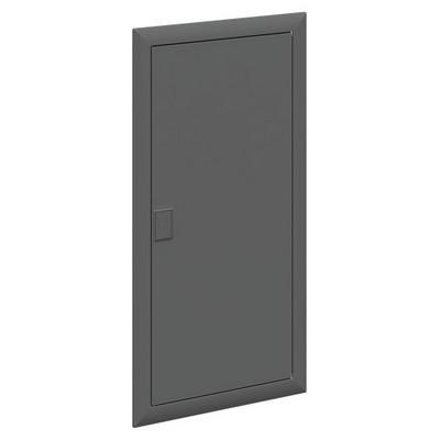 BL641 Дверь серая RAL 7016 для шкафа UK640
