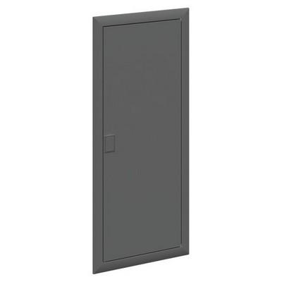 BL651 Дверь серая RAL 7016 для шкафа UK650