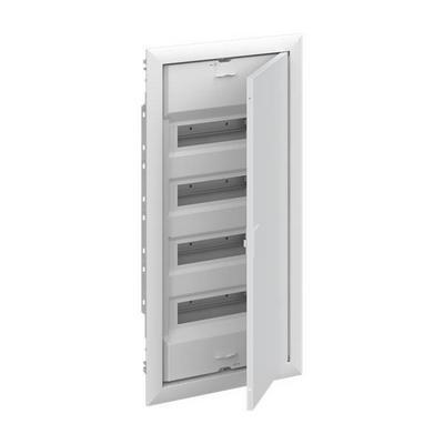 Шкаф ABB UK640V3RU, 48 модулей, встраиваемый монтаж, с винтовыми клеммами N/PE