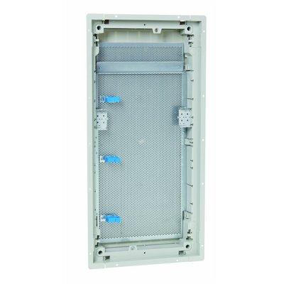 Распределительный щит ABB UZM530MV телекоммуникационный без двери на базе UK530