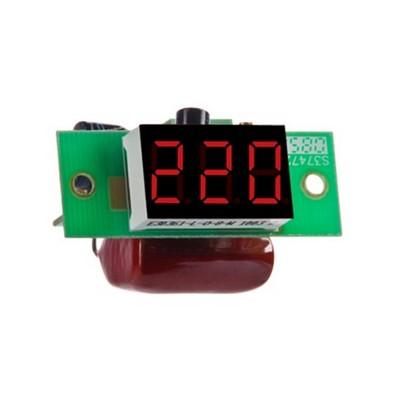 Вольтметр цифровой DigiTOP Вм-14, 230в, без корпуса, однофазный, 100B-400B