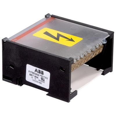 Блок распределительный (кросс-модуль) ABB BRT80A 80А 4-полюсный