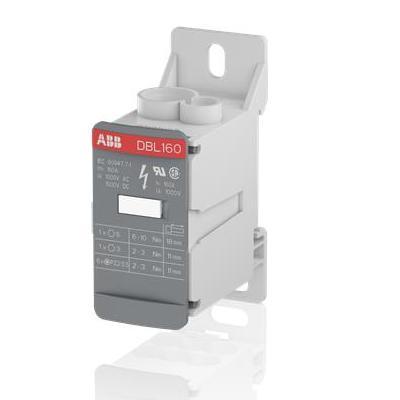 Блок распределительный ABB DBL160, 160 Ампер, 1-полюсный