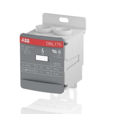 Блок распределительный ABB DBL175, 175 Ампер, 1-полюсный