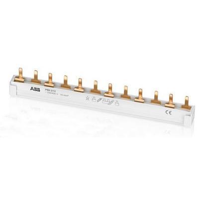 Шина соединительная ABB PSH2/12, 2-полюса, 12-модулей