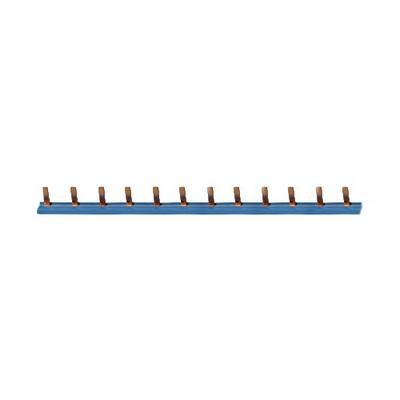 Шинная разводка BS9 1/12NA ABB, 1-полюс, 12-модулей для дифавтоматов DSH, синия