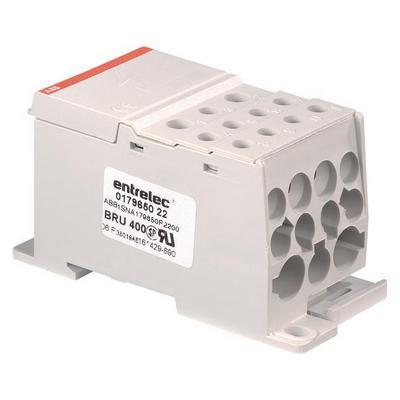 Блок распределительный (кросс-модуль) ABB BRU160A 160А 1-полюсный