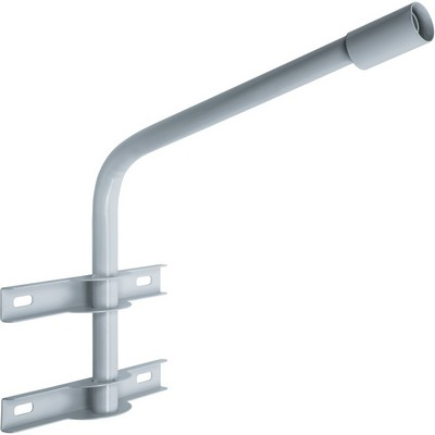 Кронштейн для уличных светильников Navigator, 61 404 NSB-02-350-500 с 2 хомутами