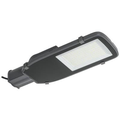 Светильник светодиодный уличный LED ДКУ 1002, 50Вт, 5000К, IP65, серый, на столб