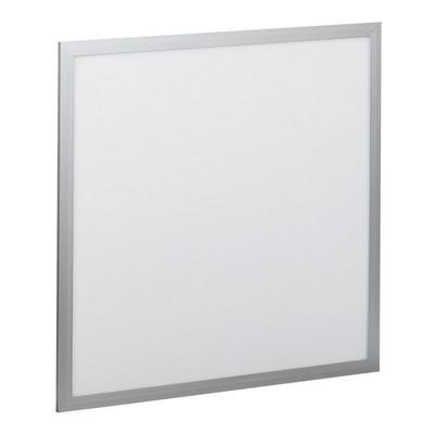 Светодиодная панель ИЭК ДВО 6574S, 595х595х10, 40Вт, серебро, 4000К (Аналог ЛВО 4х18)
