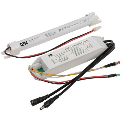 Блок аварийного питания БАП40-1,0 для светодиодных светильников ИЭК